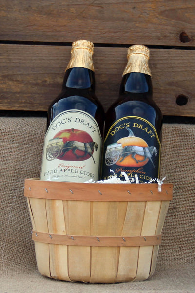 Doc's Draft Fall Cider Duo Basket
