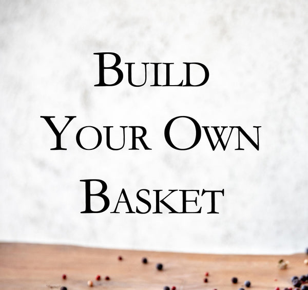 A Custom Basket