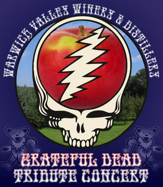 Grateful Dead Tribute Concert - Weekend Pass