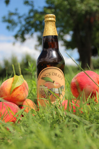 Doc's Draft Peach Hard Cider