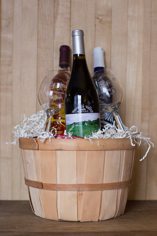Black Dirt Trio Basket