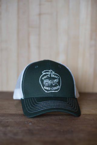 Doc's Draft Hard Apple Cider Trucker Cap