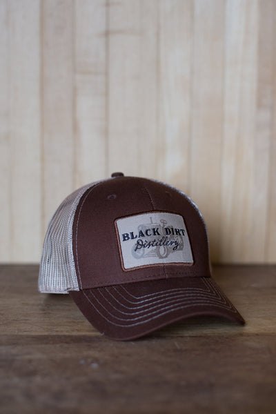 Black Dirt Distillery Trucker Cap
