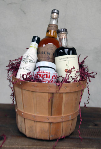 Black Dirt Bourbon Basket