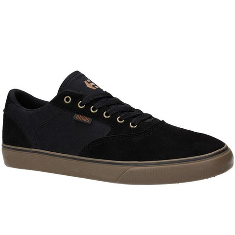 ETNIES BLITZ SHOES - BLACK/GUM
