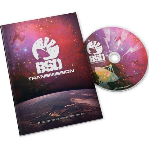 BSD Transmission Limited collectors edition