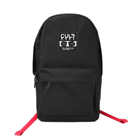 Cult Bricks Backpack - Black