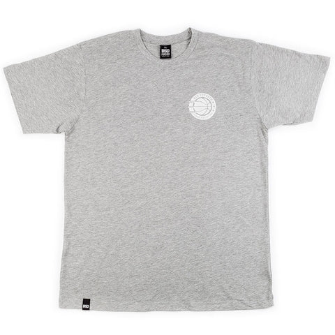 BSD Athletic Tee - Heather Grey
