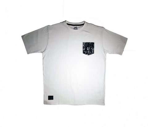 Cannaflage Pocket Tee