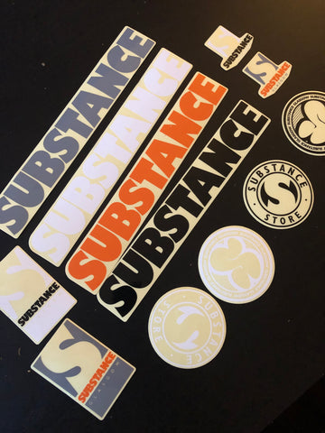 SUBSTANCE Sticker Pack