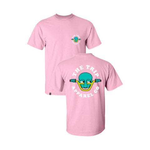 The Trip Killroy Tee Pink