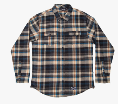 The Trip LS Flannel