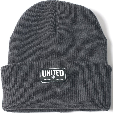 United Signature Label Heritage Cuff Beanie