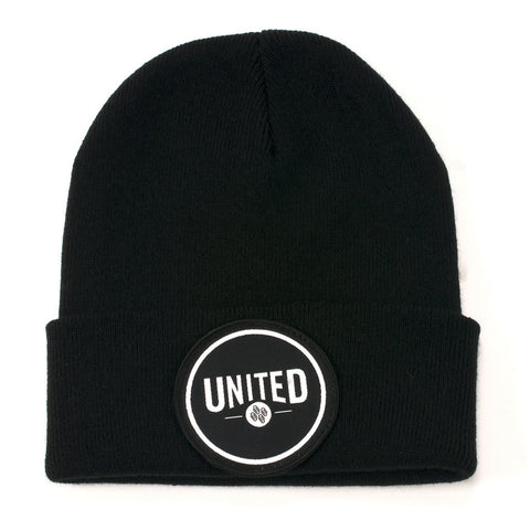 UNITED SIGNATURE PATCH BEANIE