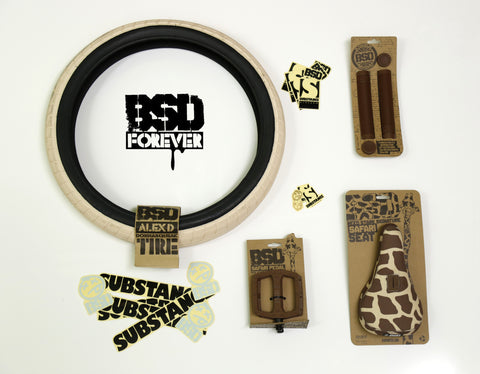 BSD Safari Pack