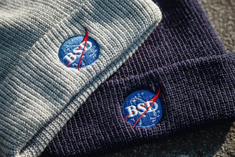BSD SPACE AGENCY BEANIE