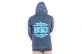 BSD AZ-TECH Hooded Sweatshirt