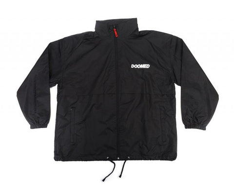 DOOMED WINDBREAKER BLACK
