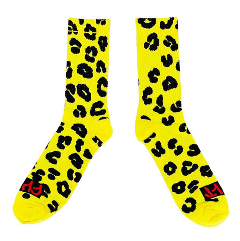CULT PROWLER SOCKS - YELLOW