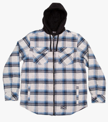 The Trip Flannel Jacket