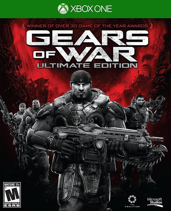 GEARS OF WAR ULTIMATE XBOX ONE