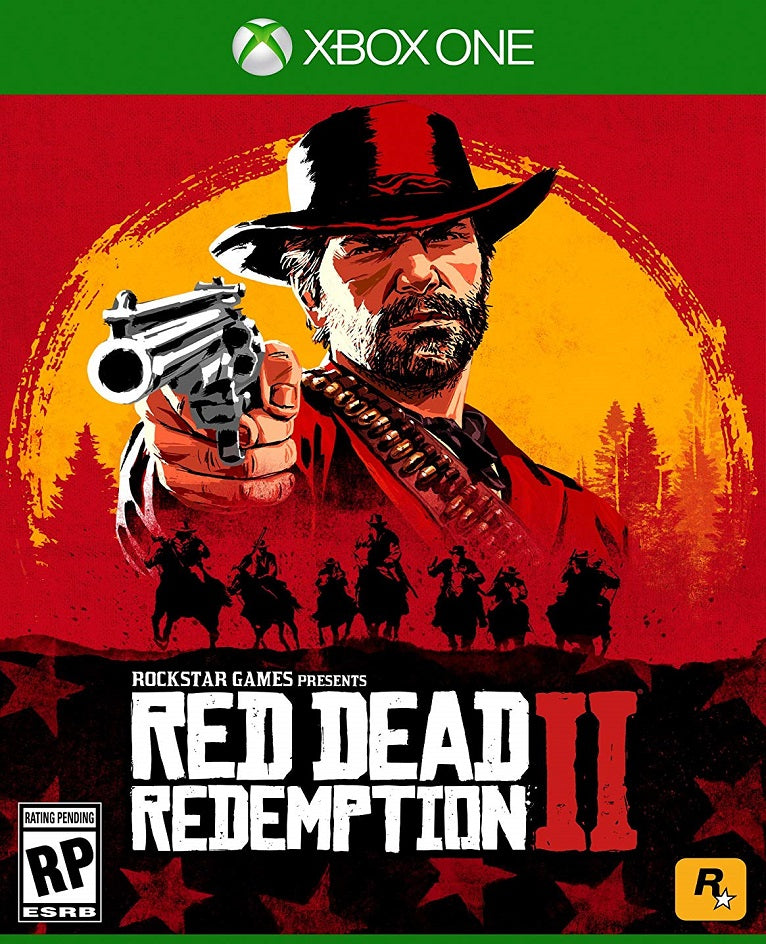 RED DEAD REDEMTION 2 XBOXONE