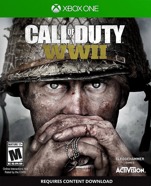 CALL OF DUTY WW2 PARA XBOX ONE