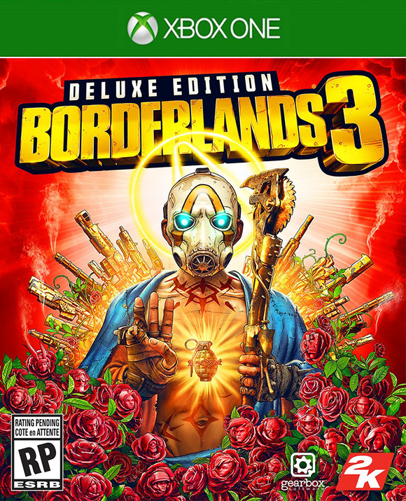 BORDERLANDS 3 PARA XBOX ONE
