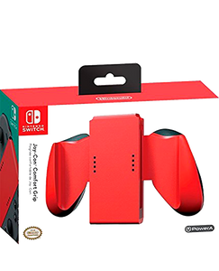 JOY-CON GRIP RED- NINTENDO SWITCH