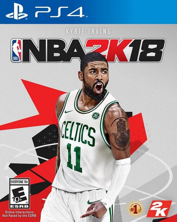 NBA 2K18 PLAY STATION 4 PS4