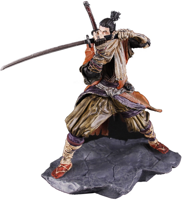 SEKIRO SHADOWS DIE TWICE ACTION FIGURE 20CM