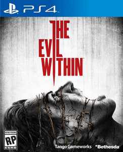 THE EVIL WITHIN PARA  - PS4