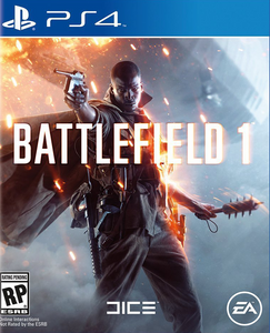 BATTLEFIELD 1 PLAYSTATION 4 - PS4