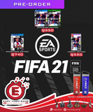 FIFA 21 CHAMPIONS EDITION PS4 + PACHON