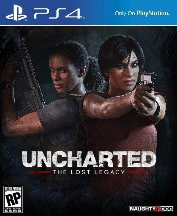 UNCHARTED LOST LEGACY DIGITAL