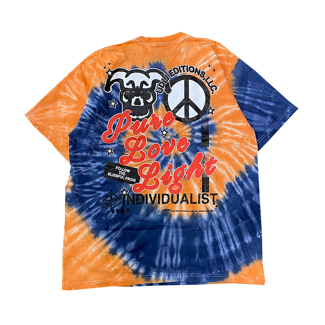 UDLI Editions x Individualist Lab T - Tie Dye