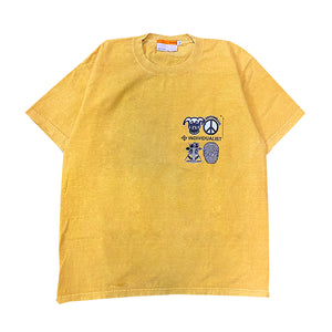 UDLI Editions x Individualist Lab T - Mustard