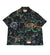 DNA Camo Button Shirt