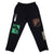 Cubism Fleece Pant - Black
