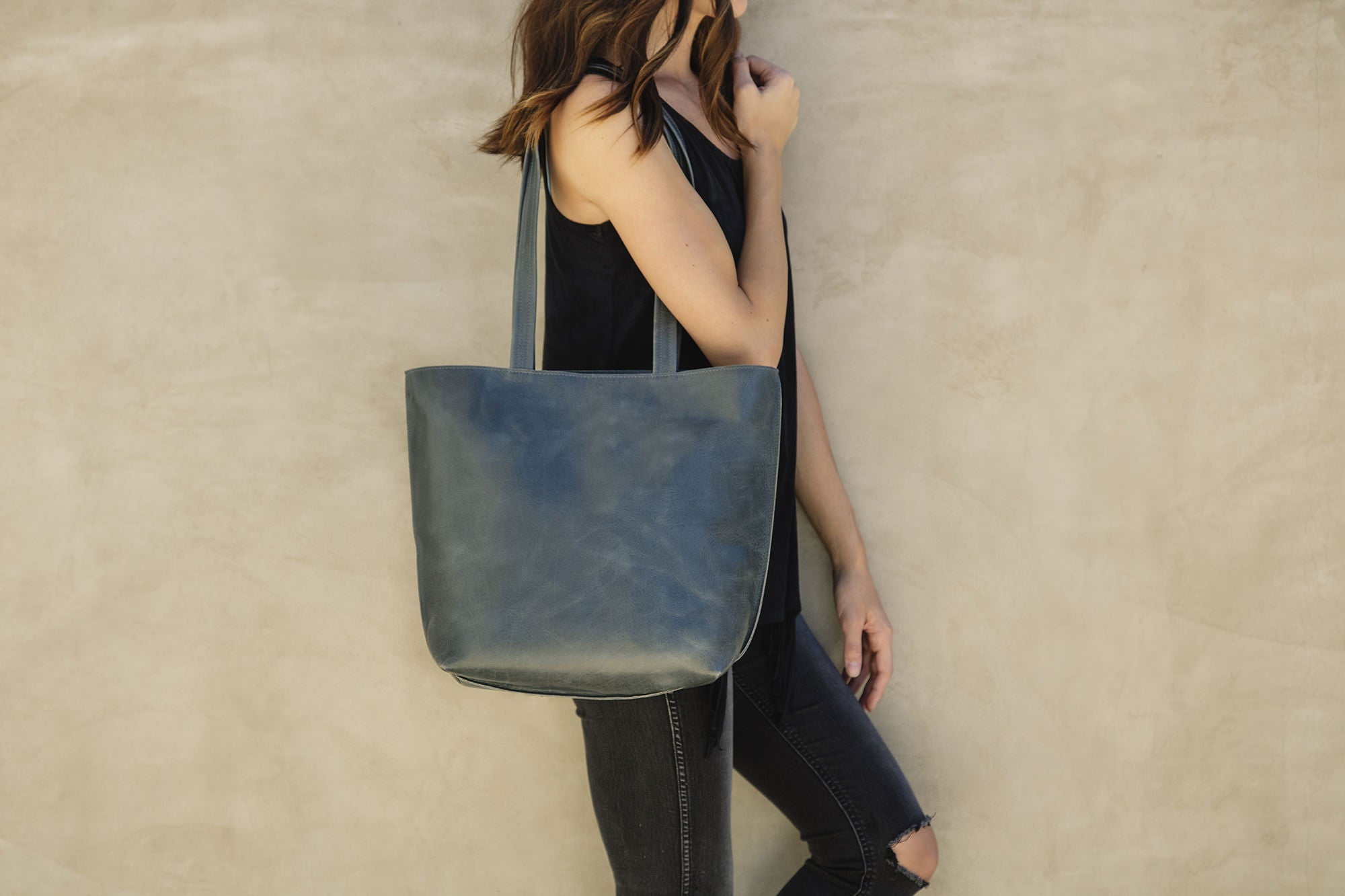 Everyday Tote Grey