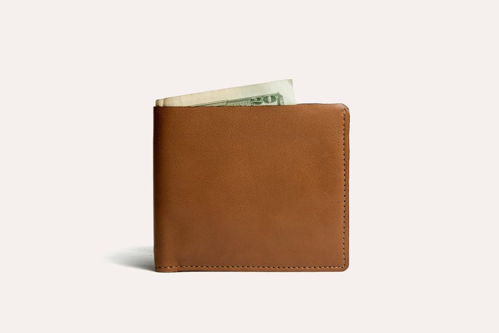 Double Bifold Wallet