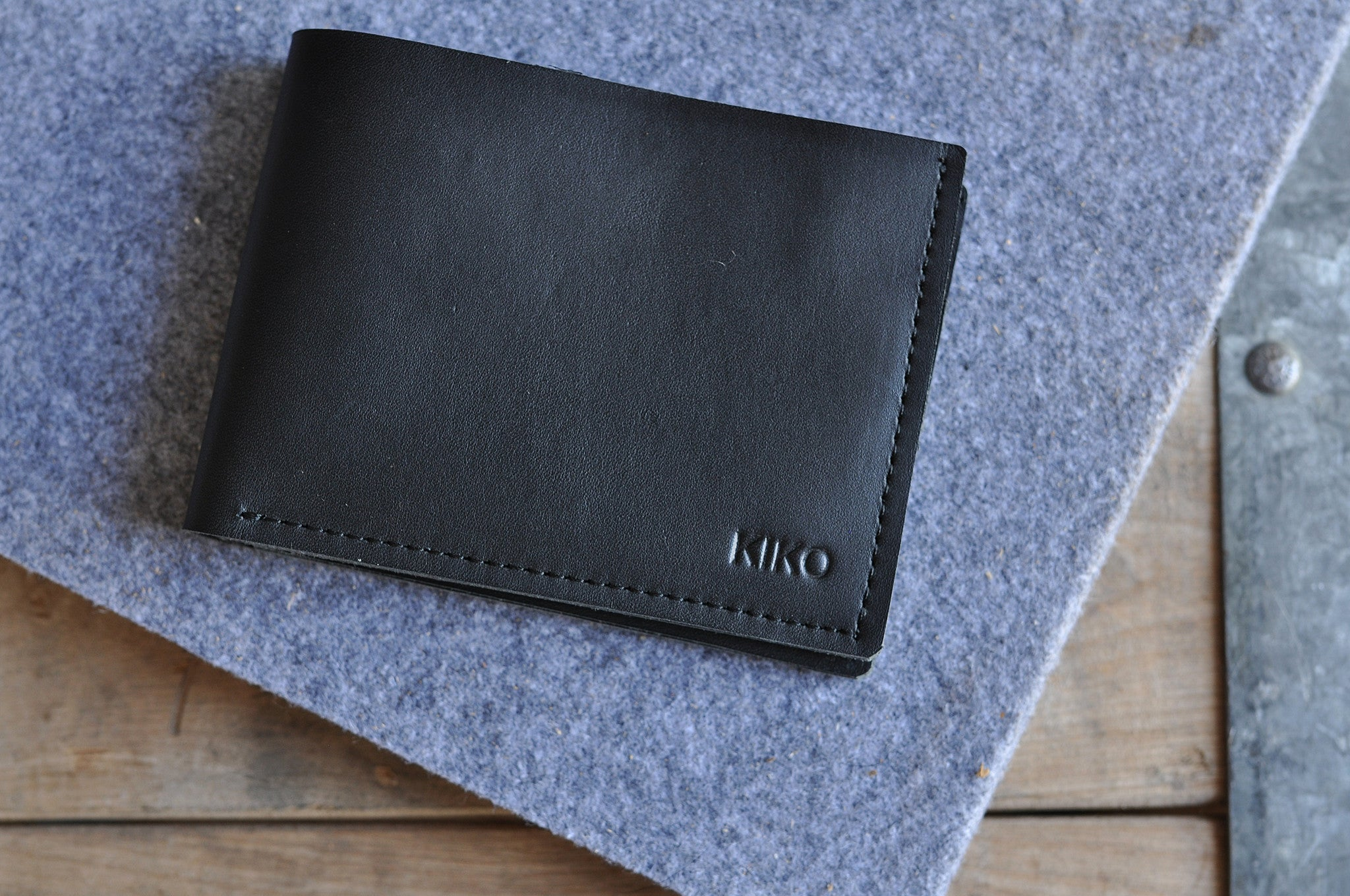 Sleek Bifold Wallet
