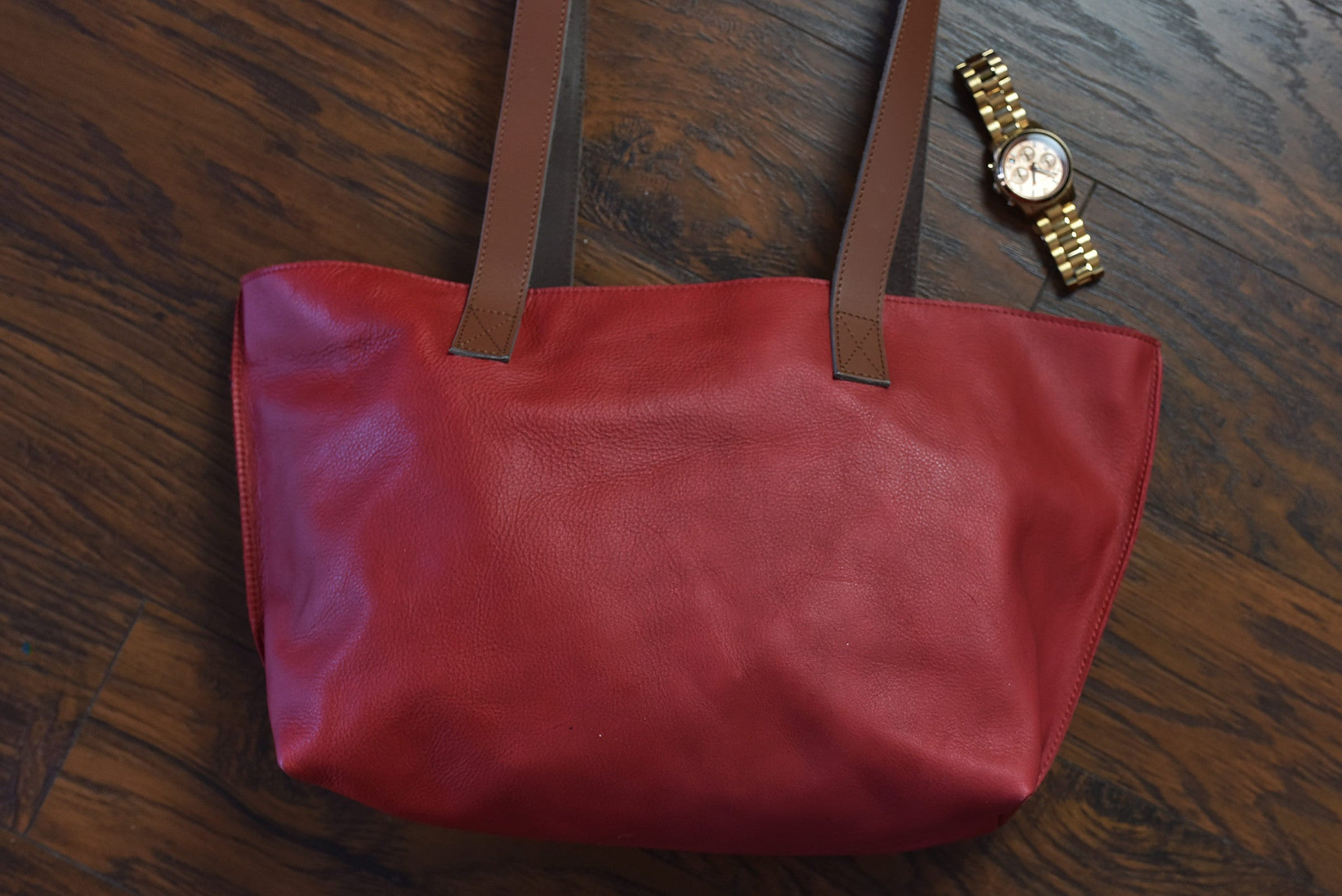 Perfect Tote Red