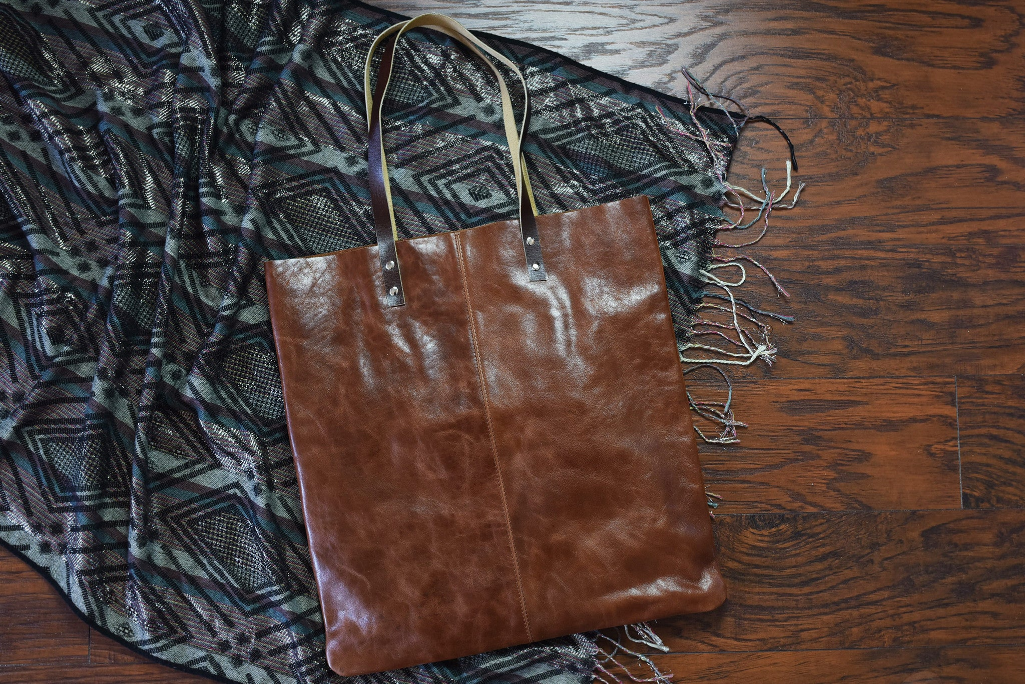 Classy Tote Brown