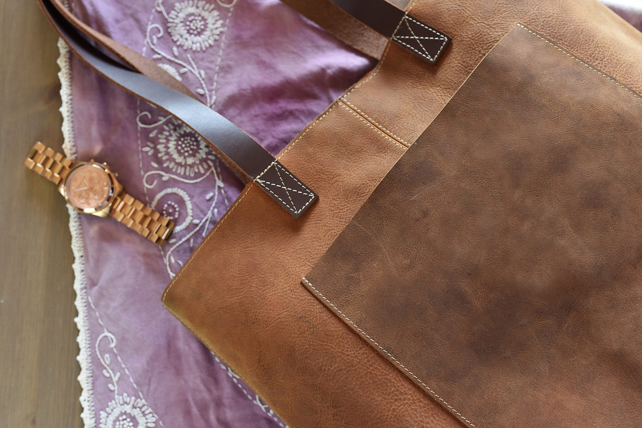 PCH Tote Brown