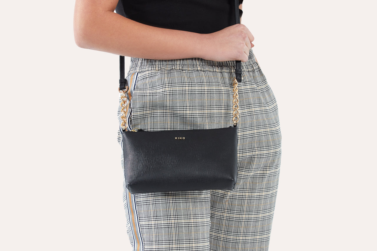 Two Chain Crossbody