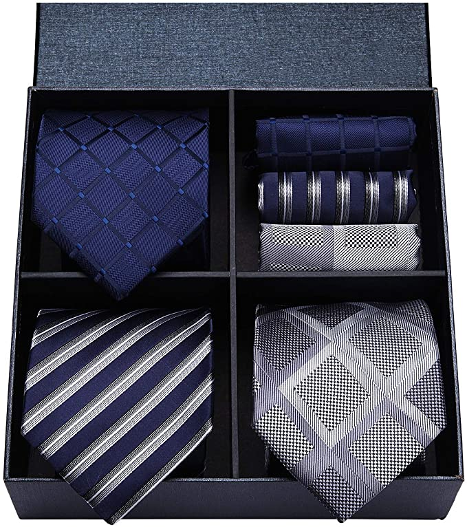COMBO PACK 3/  2 PC TIE SET-CBP101