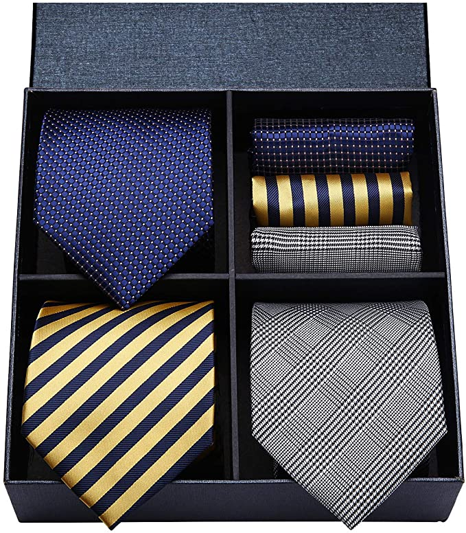 COMBO PACK 3/ 2PC TIE SET-CBP102