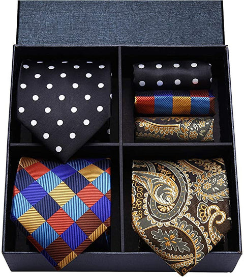 COMBO PACK 3/ 2PC TIE SET-CBP103
