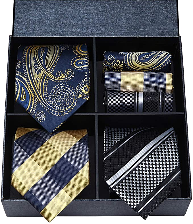 COMBO PACK 3/ 2PC TIE SET-CBP105